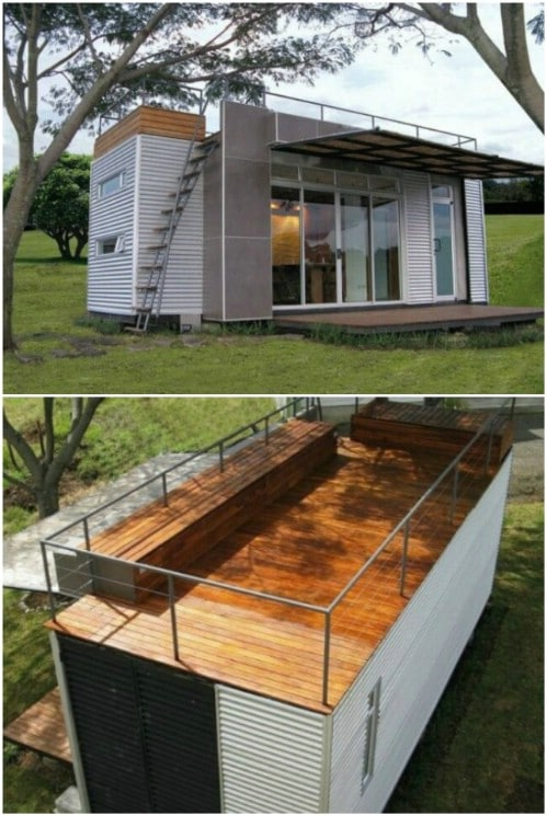 Here Is Another Upcycled Shipping Container