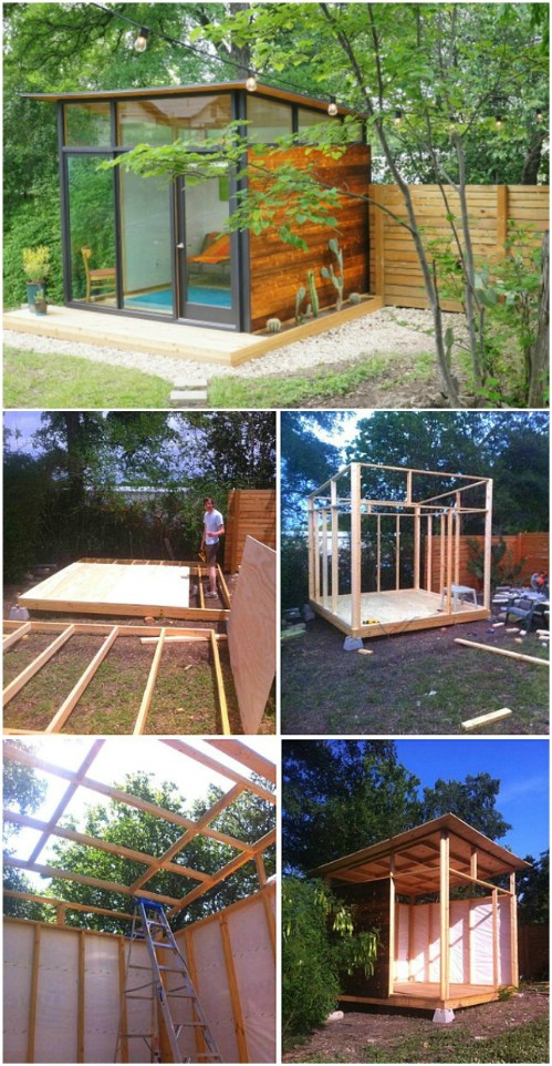 Pluta's Budget Tiny House