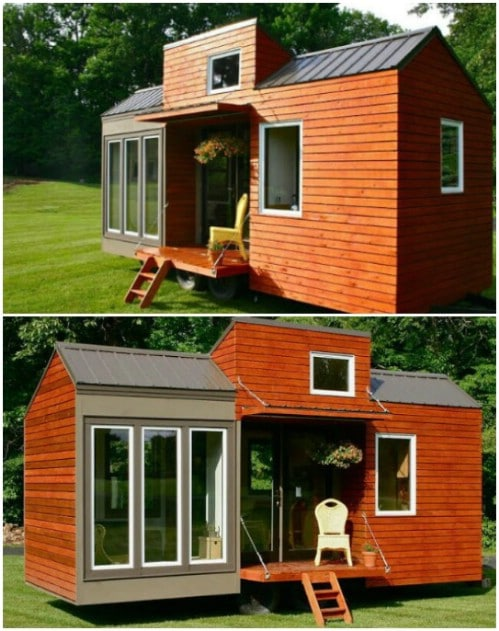 Tall Man's Tiny House
