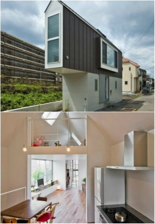 This Narrow Tiny House Is Actually Ridiculously Spacious