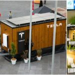 The Tesla Tiny House Is 100% Eco-Friendly and Powered Entirely By Sustainable Energy