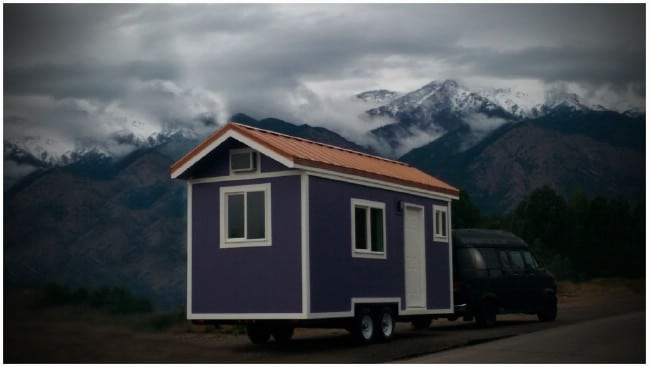 The Dorian Tiny House Tour