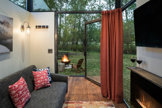 Check Out This Tiny Wedge of Comfort and Sophistication from Wheelhaus