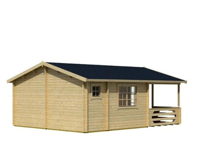 The Riverpoint Cabin Kit Is 194 Square Feet of Pure Bliss