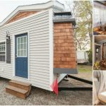 VIVA Collectiv Designs Tiny House with Cape Cod Charm