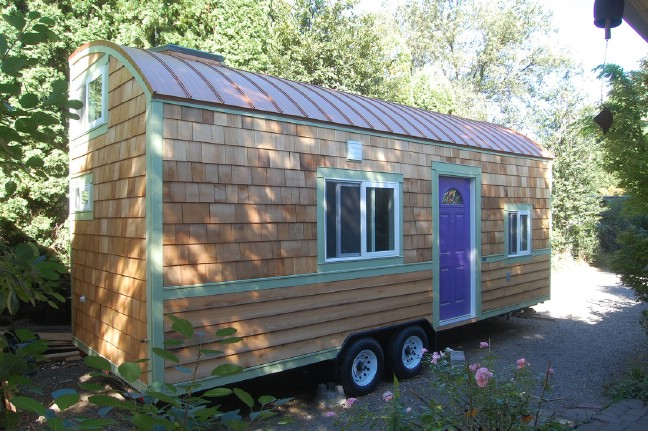 The Lilypad is an Eco-Friendly, Exotic Tiny House With a Purpose