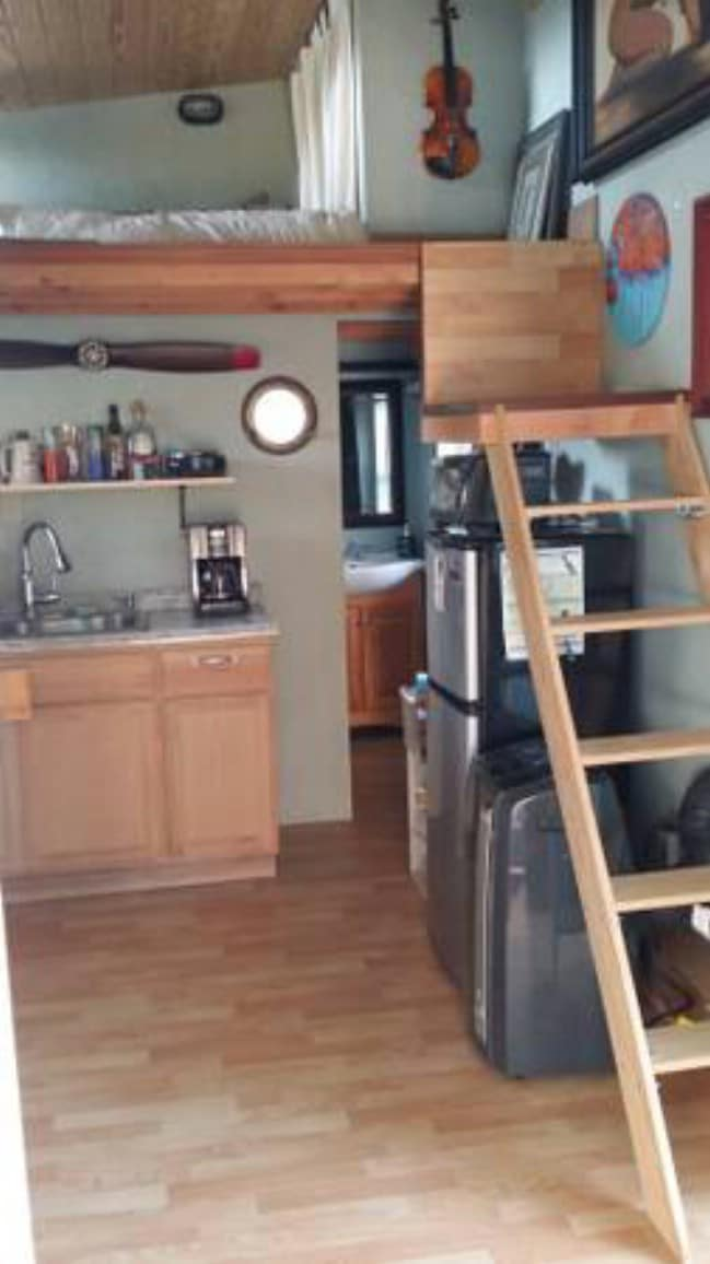 This Tiny House in Kissimmee, FL Measures Just 170 Square Feet and Costs Only $20,000