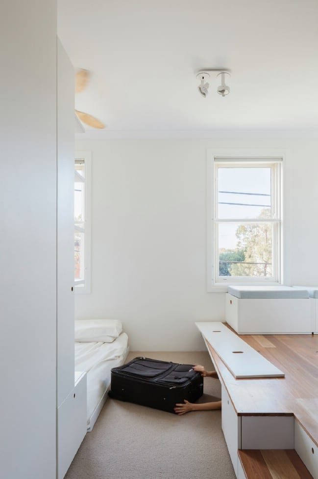Another Genius Tiny Apartment from Nicholas Gurney: 22 Square Meters