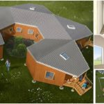 The Hex House Project Aims to Provide Deployable Housing for Those In Need