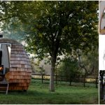 Jump Into a Tiny Escape Pod in Your Own Backyard