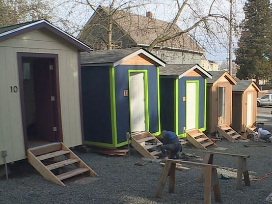 Could a Tiny House Village Be the Answer to Reno's Homelessness Problem?