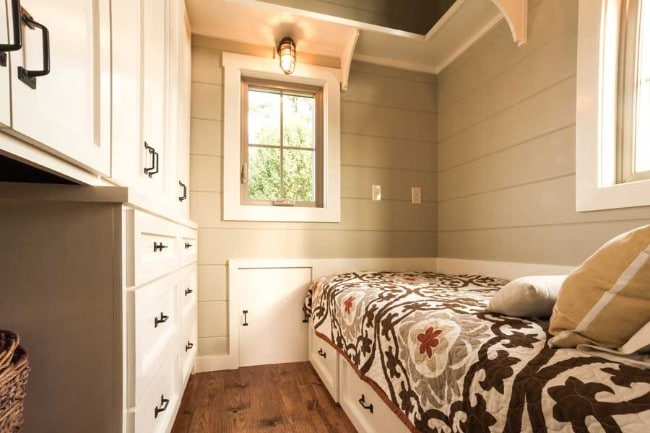 The Boxcar is a Tiny House That Is Big On Style