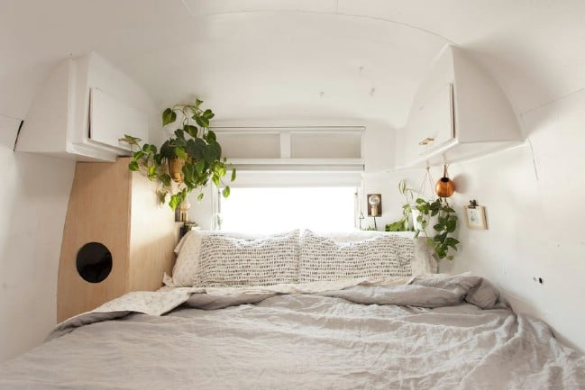 This 200-Square-Foot Airstream Is Full of Warmth and Light