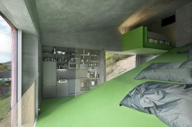 Villa Hermina is a Tiny House with a Big Secret