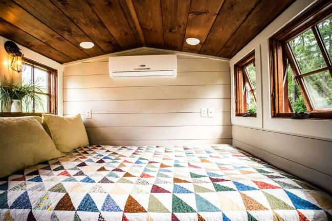 The Timbercraft Denali is a Luxurious Tiny House With Plenty of Space