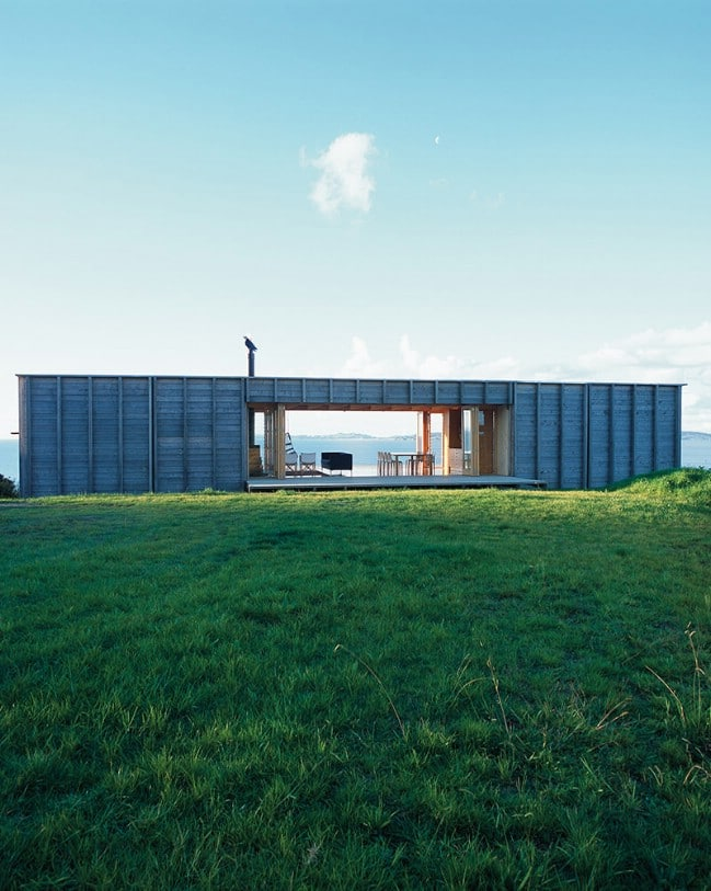 The Coromandel Bach Is Another Masterpiece from Crosson Architects