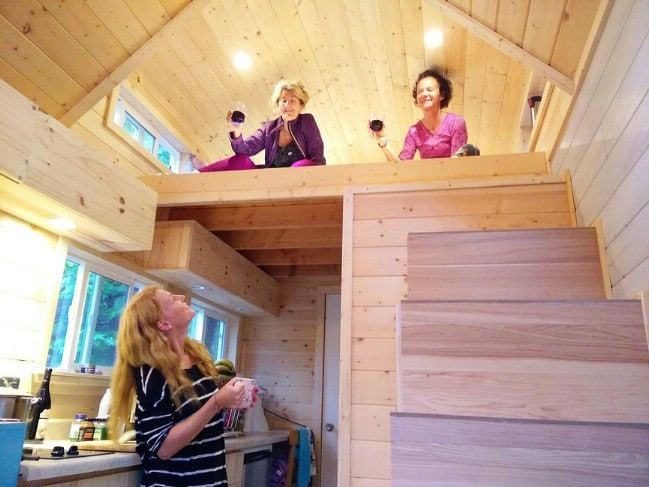 The California Tiny House Was Built In Just Two Months