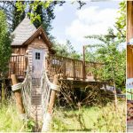 Faun's Realm Treehouse is a Tiny Playhouse of Sheer Enchantment