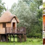 The Meadow View Treehouse is a Fairytale Retreat