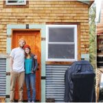 One Creative Couple Built a Self-Sustaining Micro Cabin in Tahoe