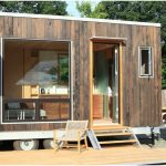 The Sturgis 170 Square Foot Tiny House Has a Secret Bed Stowed in the Ceiling