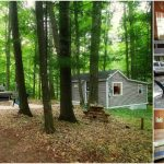 """Take a Tour of the 300-Square-Foot """"Tiny Lake House"""""""