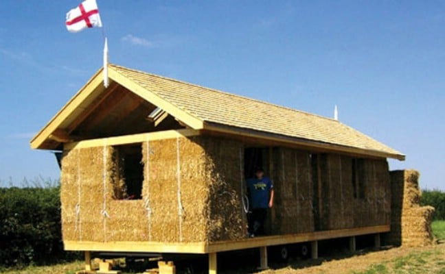 You'll Never Believe What This Tiny Home Is Made From