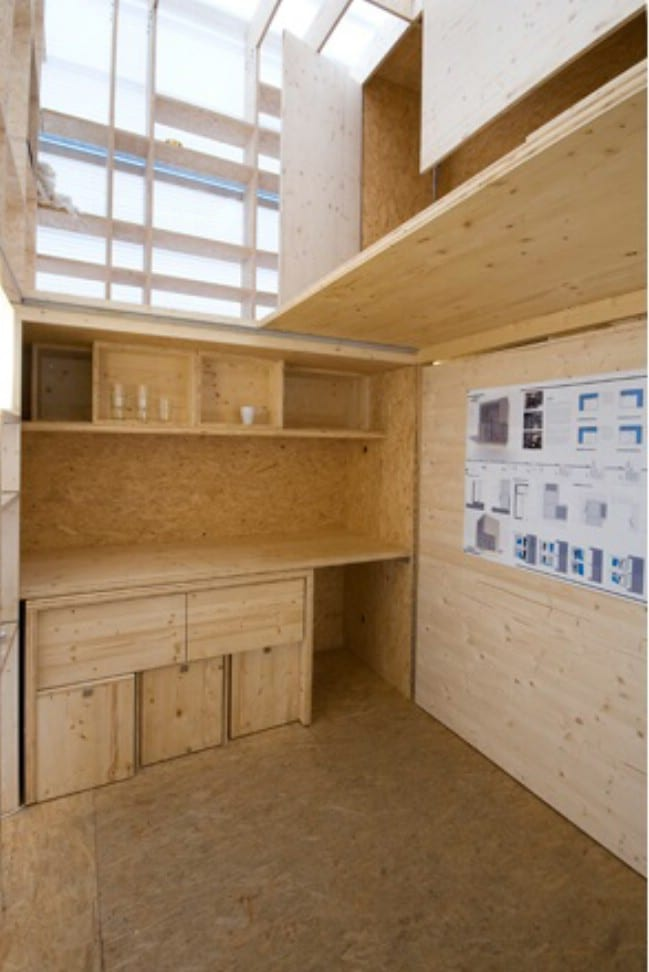 One 2 One Is a Fascinating Experiment in Minimalist Living
