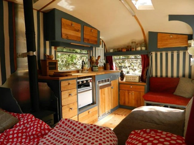 Your Home is Your Castle—Or Your Castleton Caravan