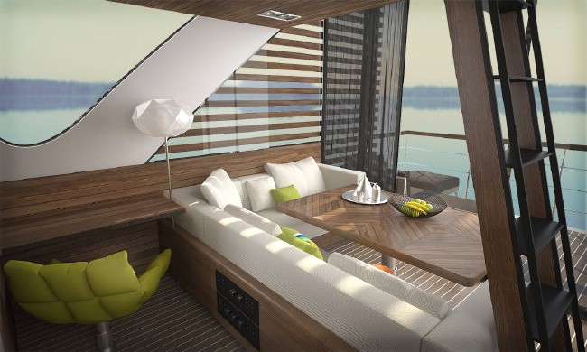 With These Catamaran Apartments, You Can Choose Your Perfect Vacation