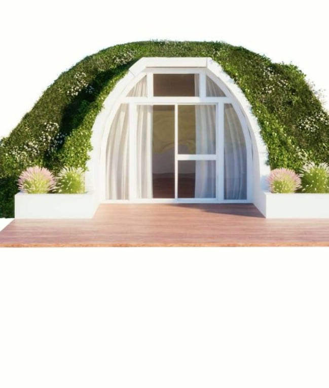 Move Into a Real-Life Hobbit Home From Green Magic Homes