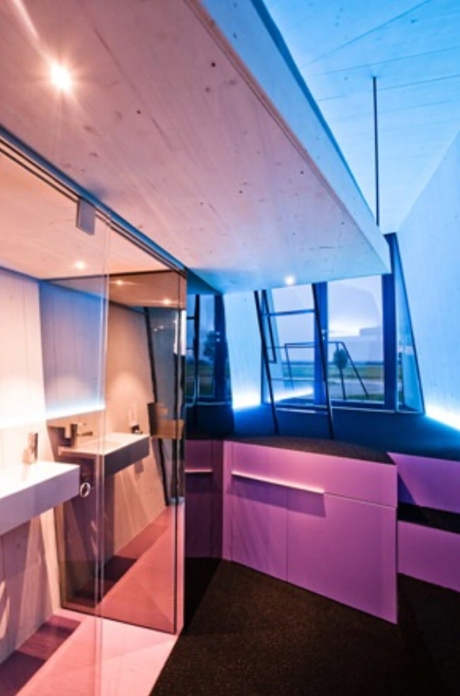 The Hypercubus Is a Tiny Mobile Hotel Room