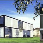 Villa in Beroun is a Brilliant Study in Geometric Design