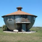 Here Is An Unusual Use For a Grain Silo