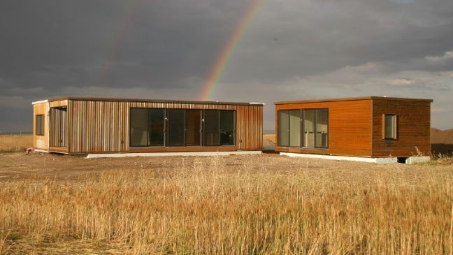 This Tiny House Under Big Skies Looks Like Heaven