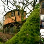 Picture Living in a Real-Life Fairy House