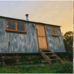 She Was Dreaming of a Tiny Shepherd's Hut, So She Built It Herself