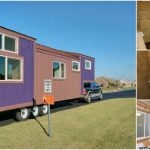 The Purple Monster by Tiny Diamond Homes Is a Spacious Jewel