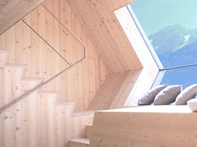 Book a Stay at House Ufogel in Austria for a Room with a View