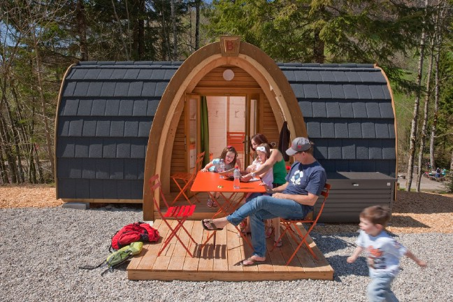 Plaun, The Largest Podhouse You Can Buy Is Still Pretty Tiny