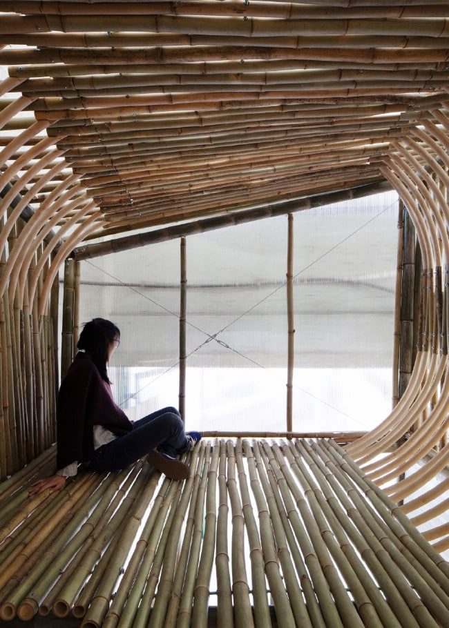 These Bamboo Microhomes Could Be the Solution to Hong Kong's Housing Crisis