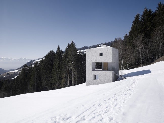 The Mountain Cabin Is a Complement to Its Environment
