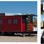 Stay in a Cool Themed Tiny Trailer at Hicksville Trailer Palace