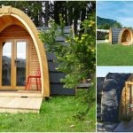 Cauma is a Tiny House That Will Whisk You Away to Magical Dreams