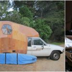 This Toyota Pickup Camper Is Quite a Surprise
