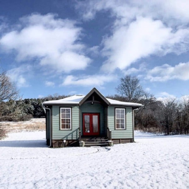 This Tiny House in Nashville is Just Bursting with Southern Charm