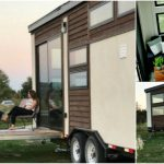 The Classy Amelia is a Breathtaking Tiny House Built in Just 72 Hours