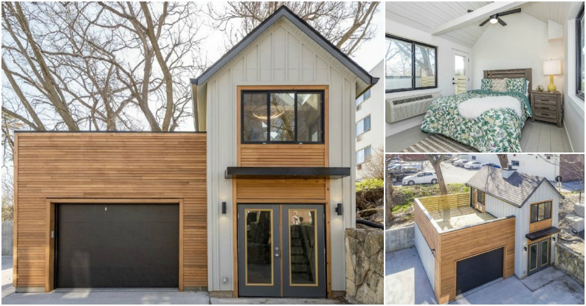 The Carriage House is a Unique Tiny Home from Zenith ...