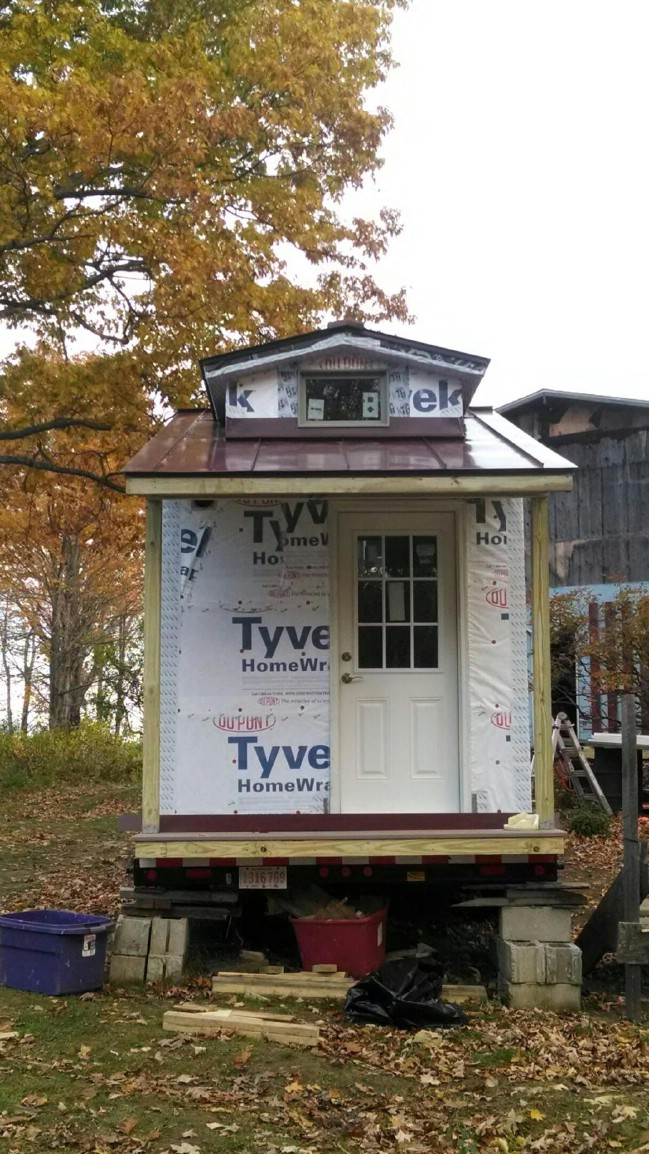 Dream Big and Live Big. Make This Beautiful Tiny House Your Own.