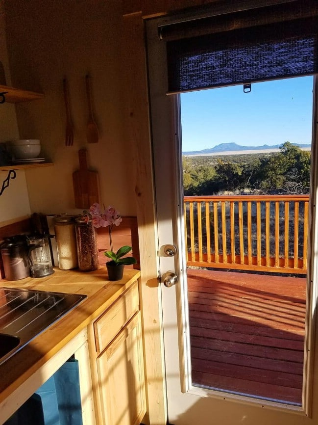 The Good Karma Cottage in Western New Mexico Has Great Vibes